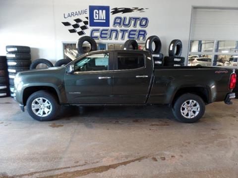 2018 Chevrolet Colorado for sale in Laramie, WY