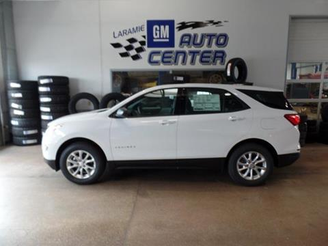 2018 Chevrolet Equinox for sale in Laramie, WY