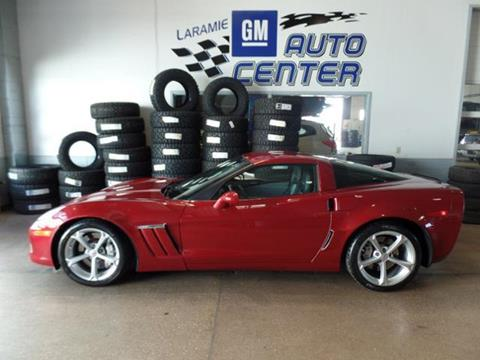 2010 Chevrolet Corvette for sale in Laramie, WY