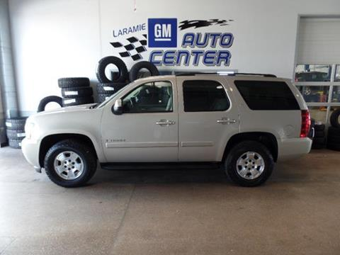 2008 Chevrolet Tahoe for sale in Laramie, WY