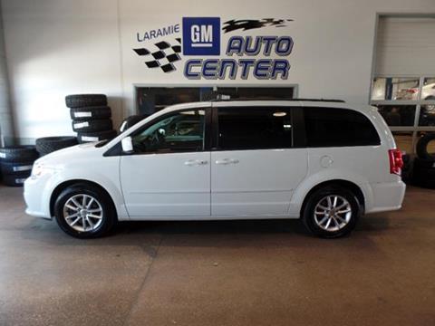 2014 Dodge Grand Caravan for sale in Laramie, WY