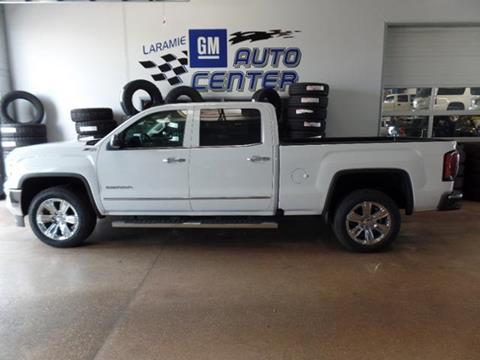 2018 GMC Sierra 1500 for sale in Laramie, WY