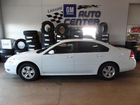2013 Chevrolet Impala for sale in Laramie, WY