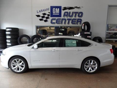 2017 Chevrolet Impala for sale in Laramie, WY