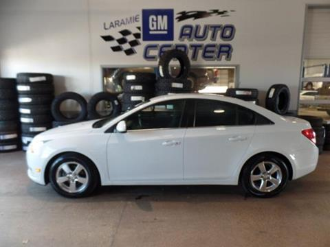 2013 Chevrolet Cruze for sale in Laramie, WY
