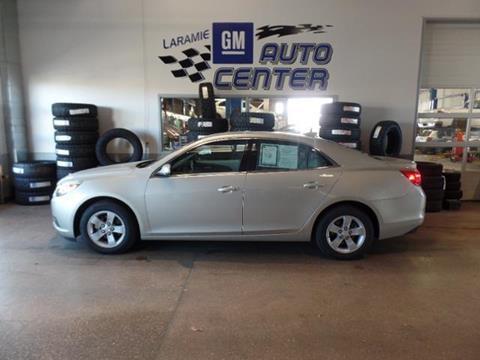 2016 Chevrolet Malibu Limited for sale in Laramie, WY