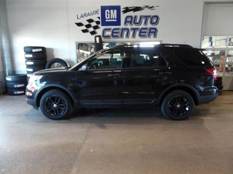 2015 Ford Explorer for sale in Laramie, WY