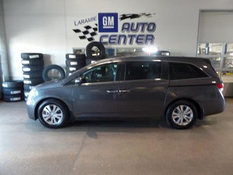 2016 Honda Odyssey for sale in Laramie, WY