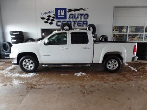 2007 GMC Sierra 1500 for sale in Laramie, WY