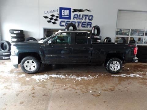 2018 Chevrolet Silverado 1500 for sale in Laramie, WY