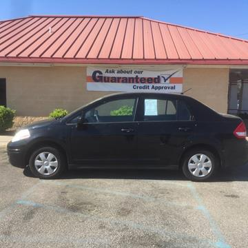 2009 Nissan Versa for sale in Sumter, SC