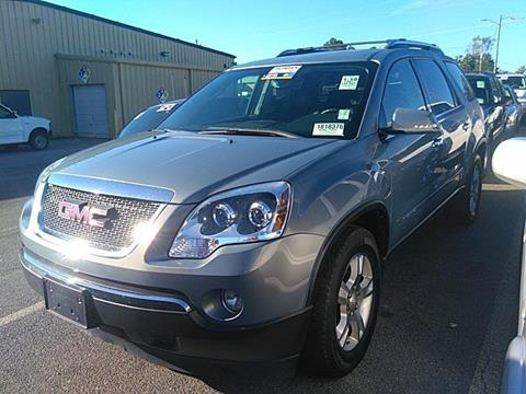 2007 GMC Acadia for sale in Sumter, SC