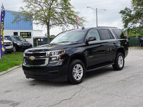 2017 Chevrolet Tahoe for sale in Clearwater, FL