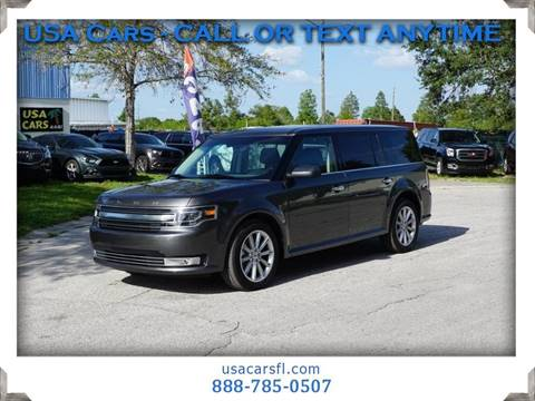 2017 Ford Flex for sale in Clearwater, FL