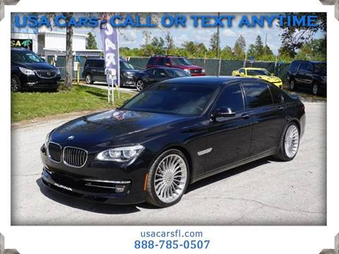 2013 BMW 7 Series for sale in Clearwater, FL
