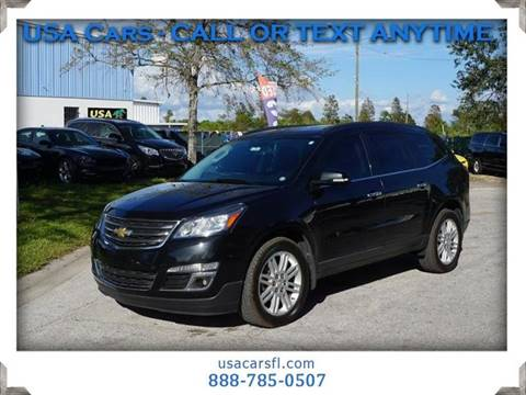 2015 Chevrolet Traverse for sale in Clearwater, FL