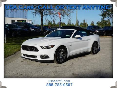 2017 Ford Mustang for sale in Clearwater, FL