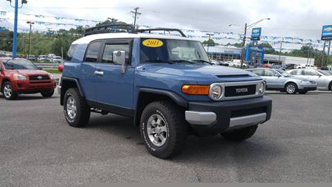 2011 Toyota FJ Cruiser for sale in Knoxville, TN