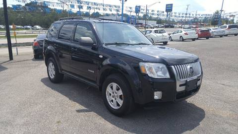 2008 Mercury Mariner for sale in Knoxville, TN