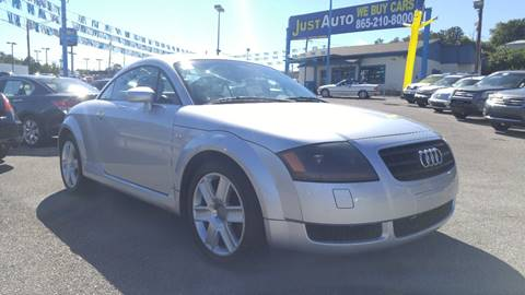 2003 Audi TT for sale in Knoxville, TN