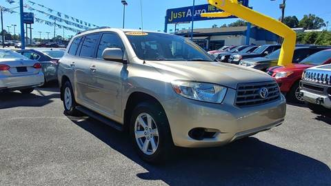 2009 Toyota Highlander for sale in Knoxville, TN