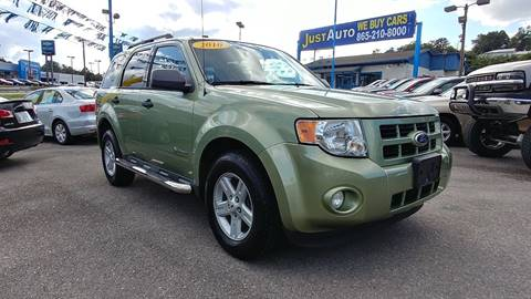 2010 Ford Escape Hybrid for sale in Knoxville, TN
