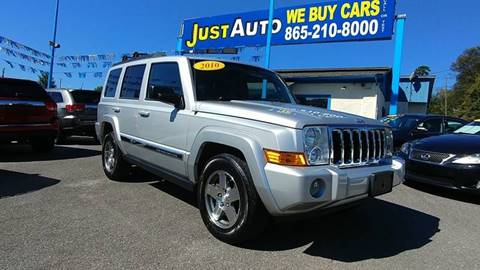 2010 Jeep Commander for sale in Knoxville, TN