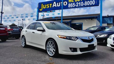 2010 Acura TSX for sale in Knoxville, TN