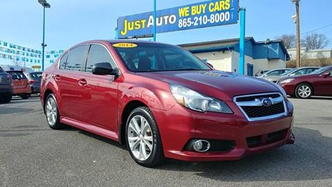 2014 Subaru Legacy For Sale In Tennessee