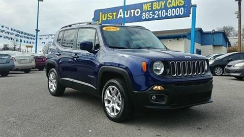 2016 Jeep Renegade for sale in Knoxville, TN