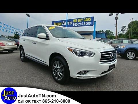 2013 Infiniti JX35 for sale in Knoxville, TN