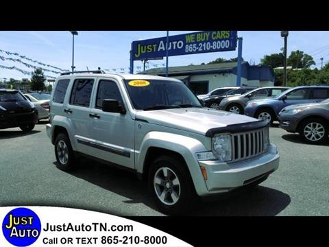 2008 Jeep Liberty for sale in Knoxville, TN