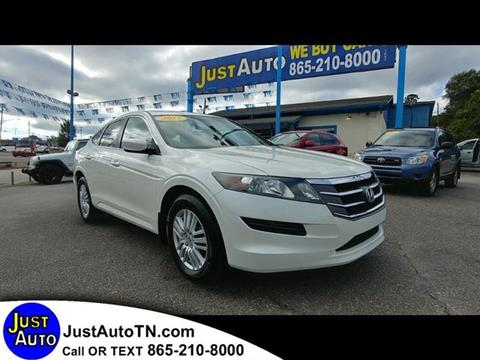 2012 Honda Crosstour for sale in Knoxville, TN