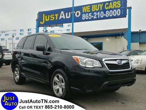 2014 Subaru Forester for sale in Knoxville, TN