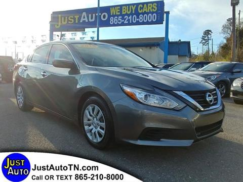 2016 Nissan Altima for sale in Knoxville, TN