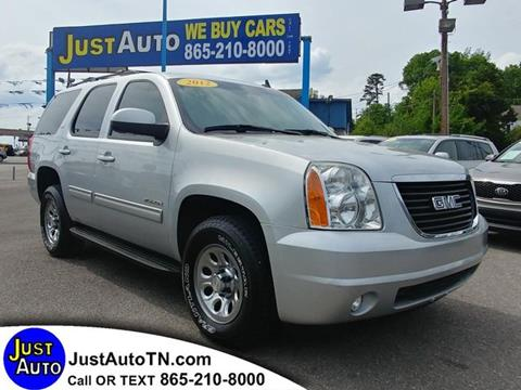 2012 GMC Yukon for sale in Knoxville, TN