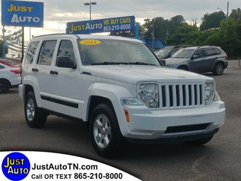 2011 Jeep Liberty for sale in Knoxville, TN