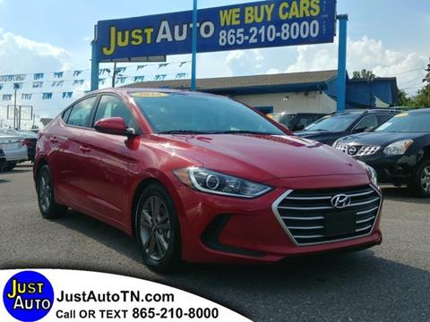 2018 Hyundai Elantra for sale in Knoxville, TN