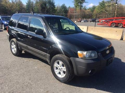2007 Ford Escape for sale in Milford, NH