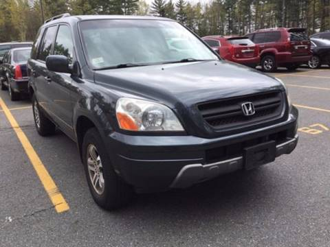 2005 Honda Pilot for sale in Milford, NH