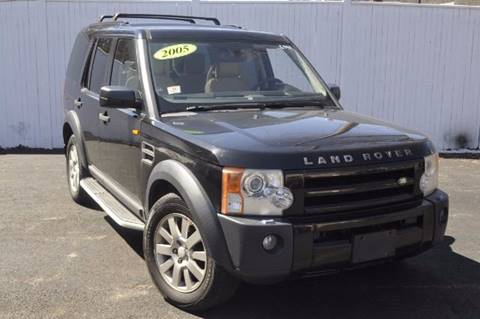2005 Land Rover LR3 for sale in Milford, NH