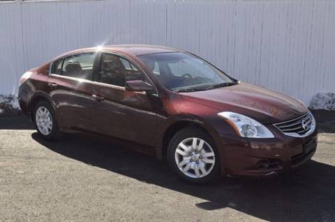 2010 Nissan Altima for sale in Milford, NH