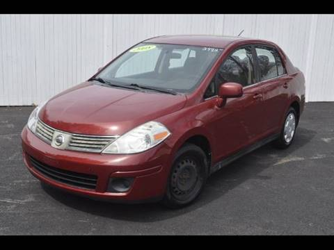 2008 Nissan Versa for sale in Milford NH