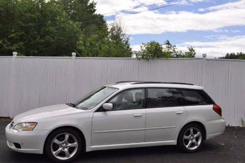 2007 Subaru Legacy for sale in Milford NH