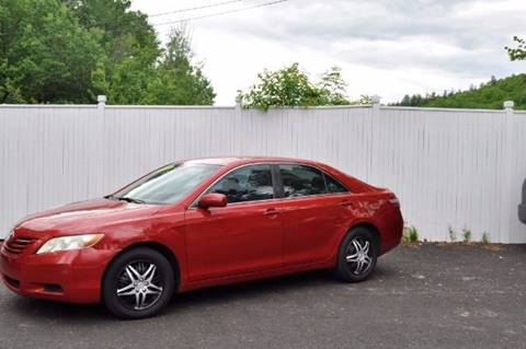 2007 Toyota Camry for sale in Milford, NH