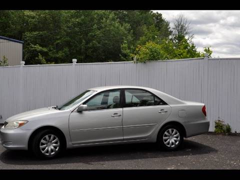 2002 Toyota Camry for sale in Milford, NH