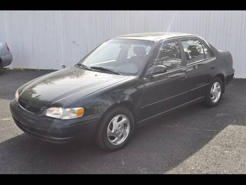 1999 Toyota Corolla for sale in Milford, NH
