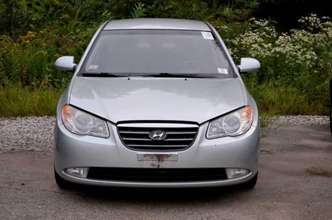 2008 Hyundai Elantra for sale in Milford, NH