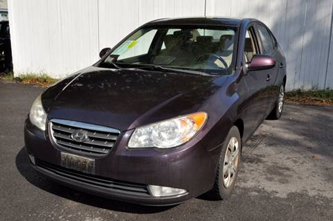 2009 Hyundai Elantra for sale in Milford, NH