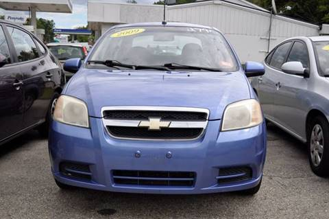 2009 Chevrolet Aveo for sale in Milford, NH